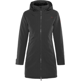 Yeti Raa Hardshell Down Coat Women black